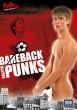 Bareback Soccer Punks DVD - Front