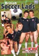 British Soccer Lads DVD - Front