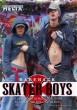 Bareback Skater Boys DVD - Front