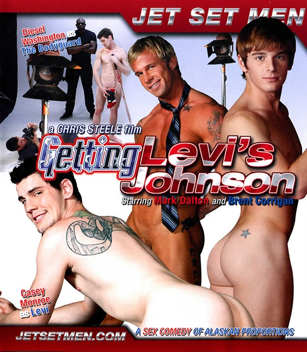 Getting Levi's Johnson BLU-RAY - Front