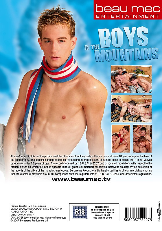 Boys in the Mountains DOWNLOAD - Back