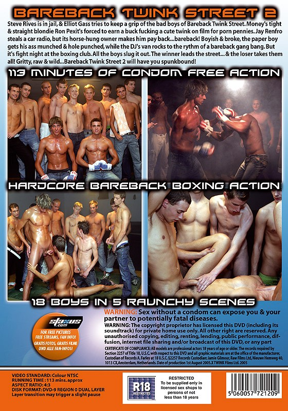 Bareback Twink Street 2 DOWNLOAD - Back