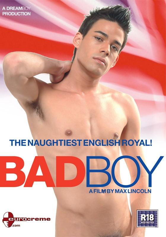 BadBoy DVD - Front