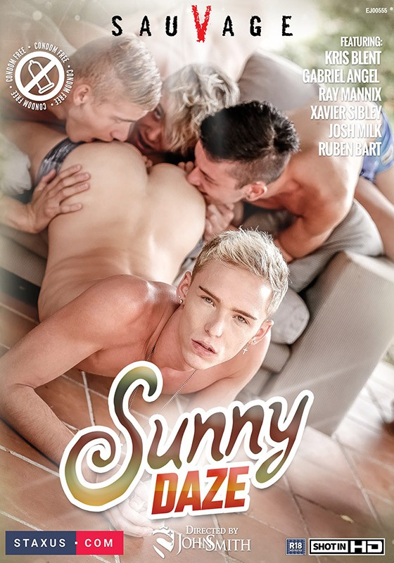 Sunny Daze DOWNLOAD - Front