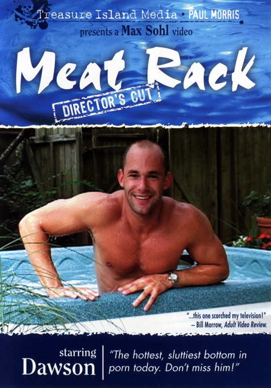 Meat Rack DVD - Front