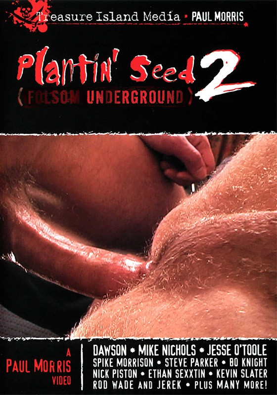 Plantin' Seed 2 DVD - Front