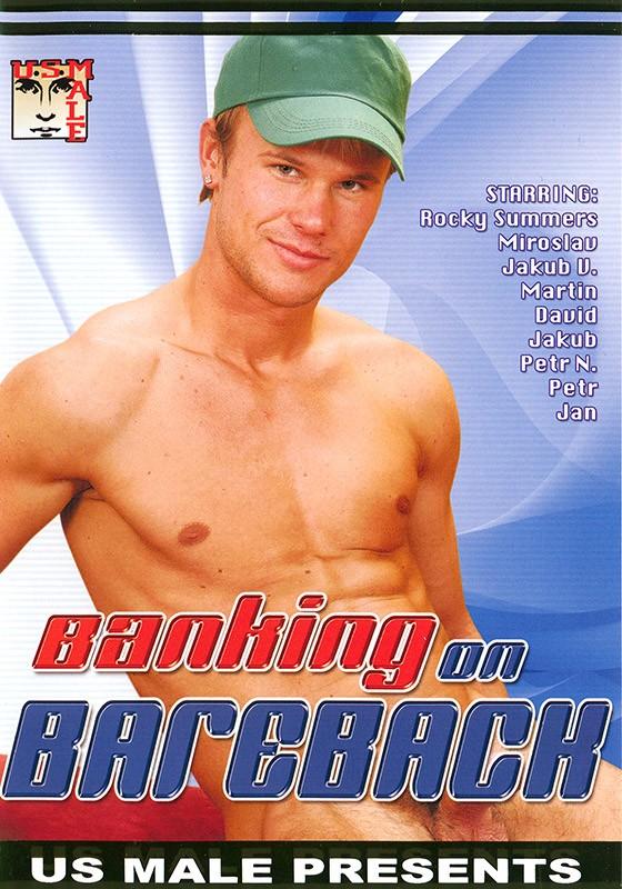 Banking on Bareback DVD - Front