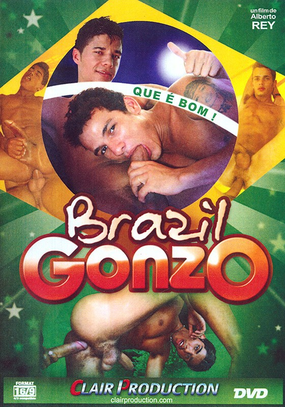 Brazil Gonzo DOWNLOAD - Front