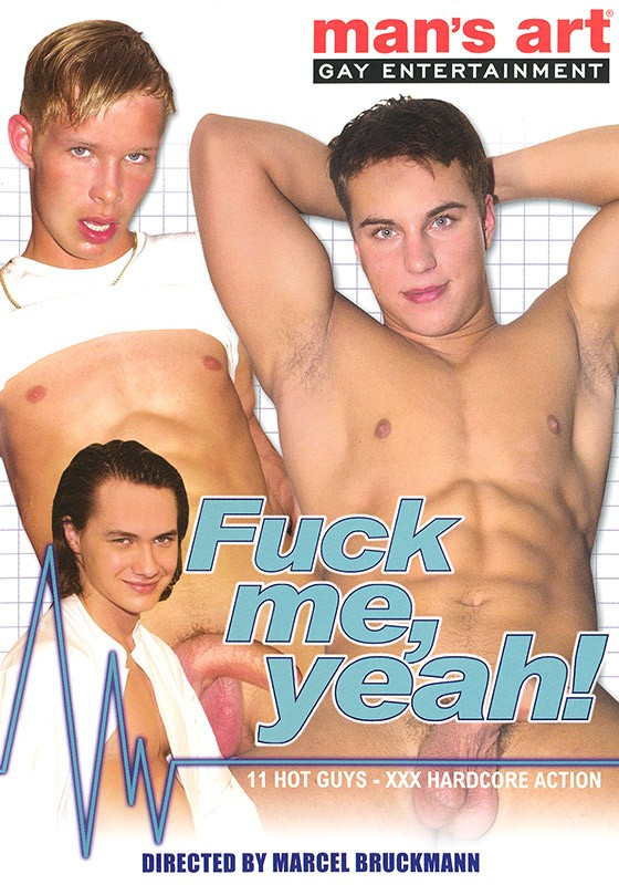 Fuck me, Yeah! DVD - Front
