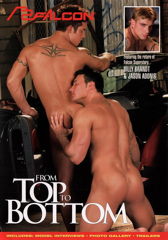 From Top to Bottom DVD - Front