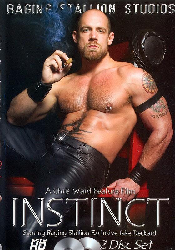 Instinct DVD - Front