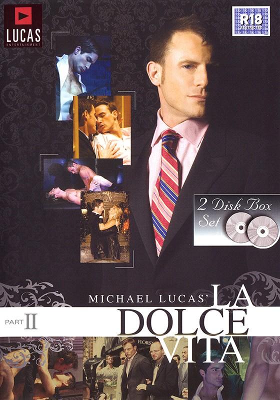 La Dolce Vita part II DVD - Front