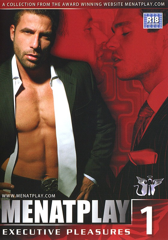 Executive Pleasures 1 DVD - Front