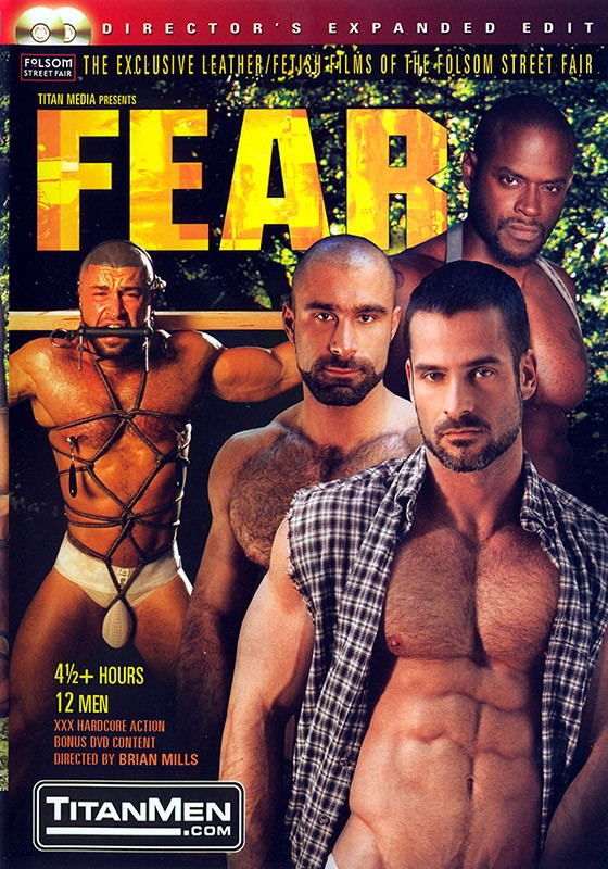 Fear DVD - Front