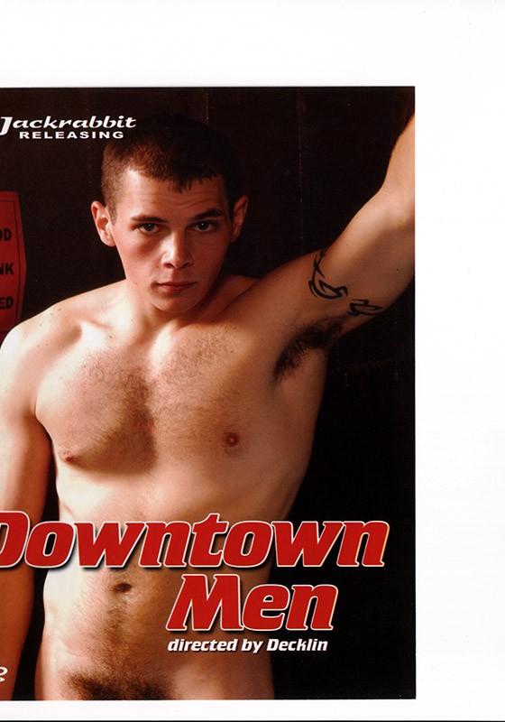 Downtown Men DVD - Front