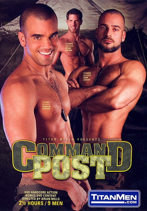 Command Post DVD - Front