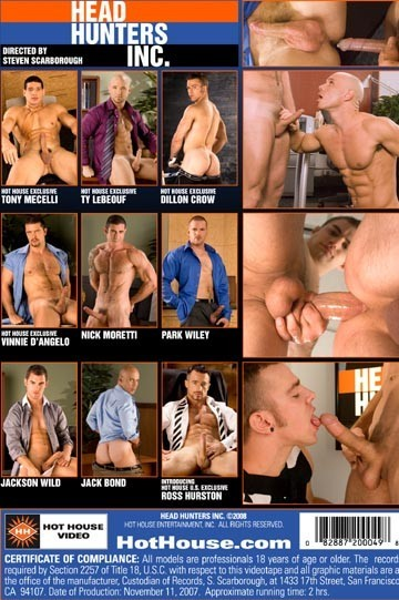 Head Hunters Inc. DVD - Gallery - 002