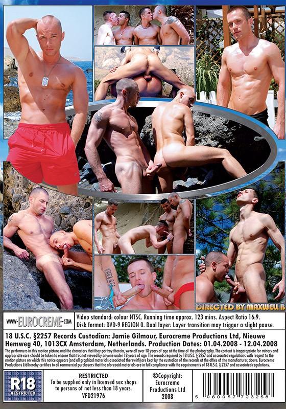 Island Heat DVD - Back