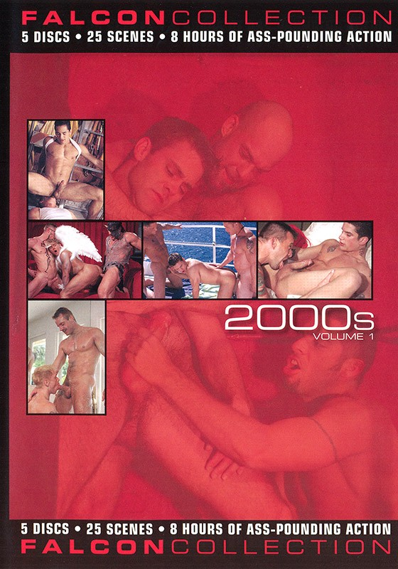 Falcon Collection: 2000s volume 1 DVD - Front