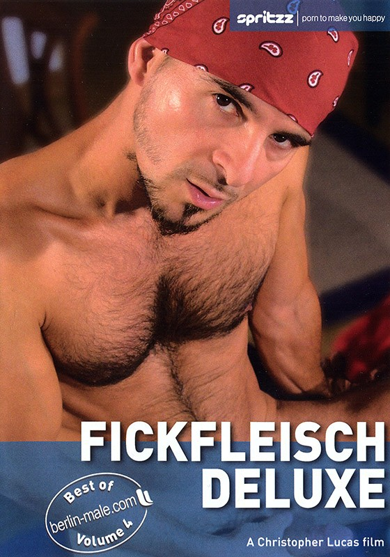 Fickfleisch Deluxe DVD - Front