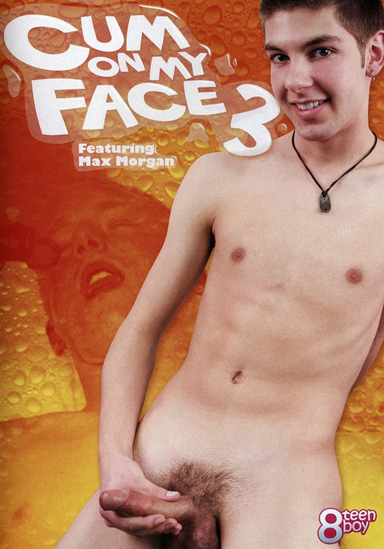 Cum on my Face 3 (Helix) DVD - Front