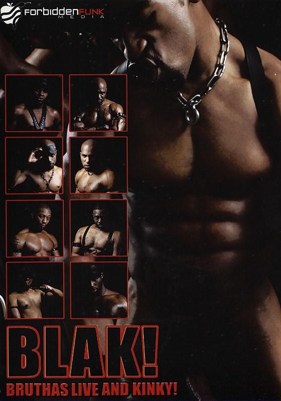 BLAK! DVD - Front