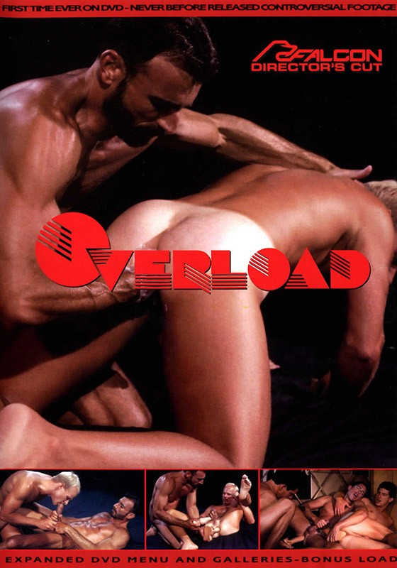 Overload (Director's Cut) DVD - Front