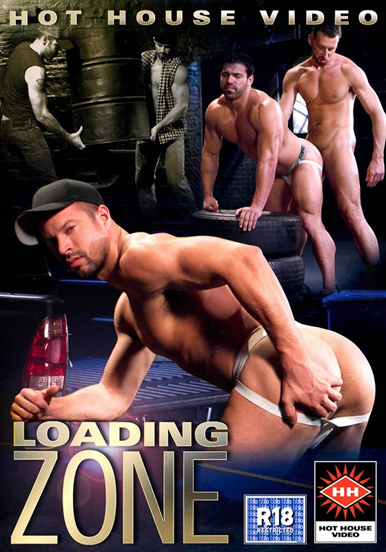 Loading Zone DVD - Front