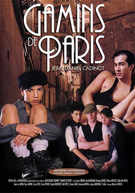 Gamins de Paris DVD - Front