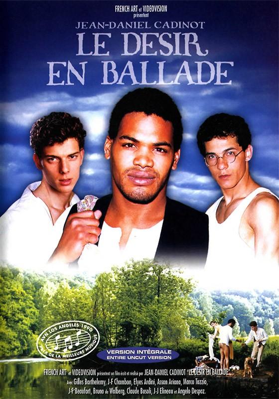 Le Desire En Ballade DVD - Front