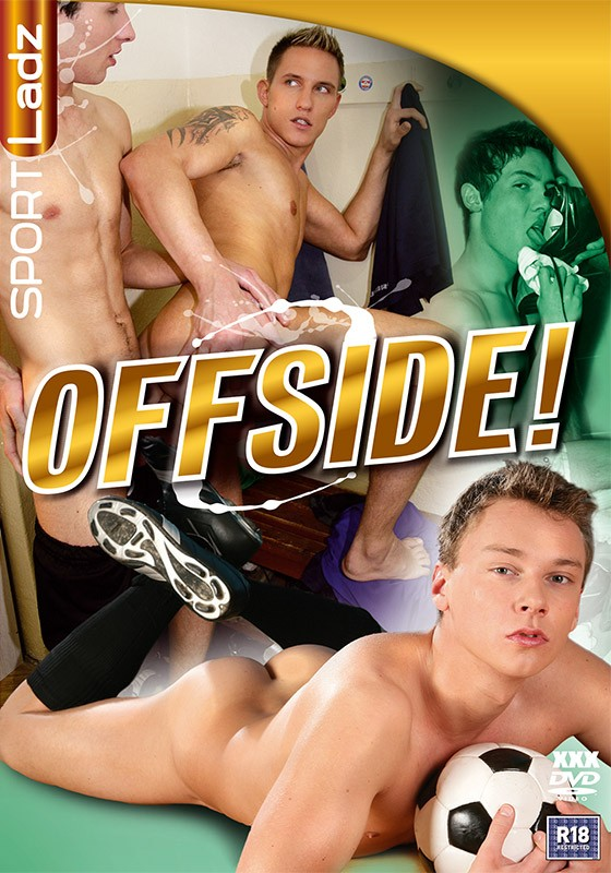 Offside! DVD - Front