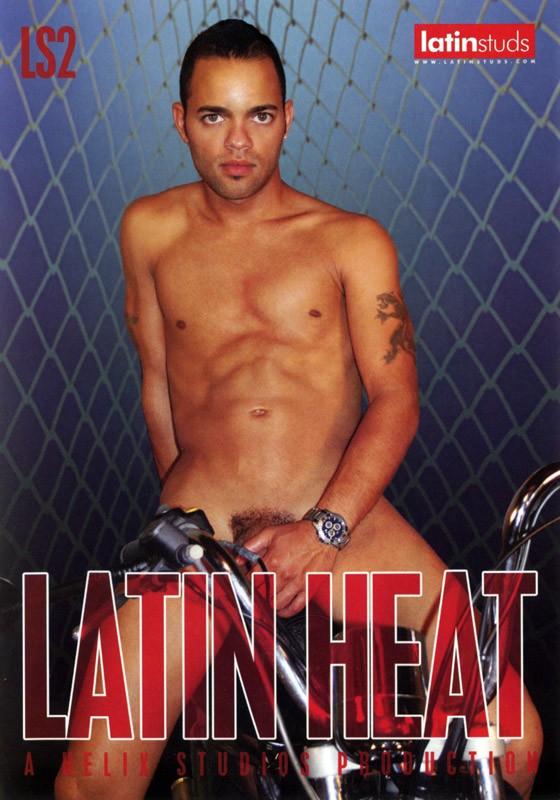 Latin Heat DVD - Front