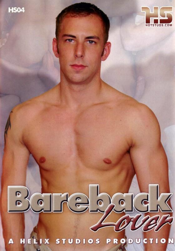 Bareback Lover DVD - Front