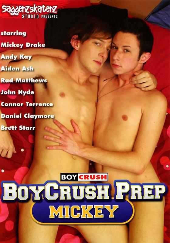 BoyCrush Prep: Mickey DVD - Front