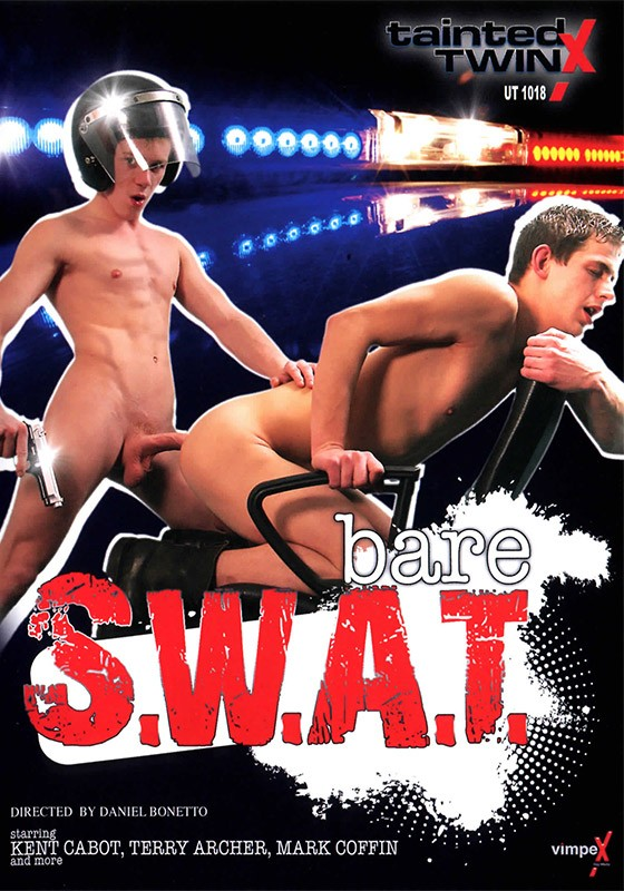 Bare S.W.A.T. DVD - Front