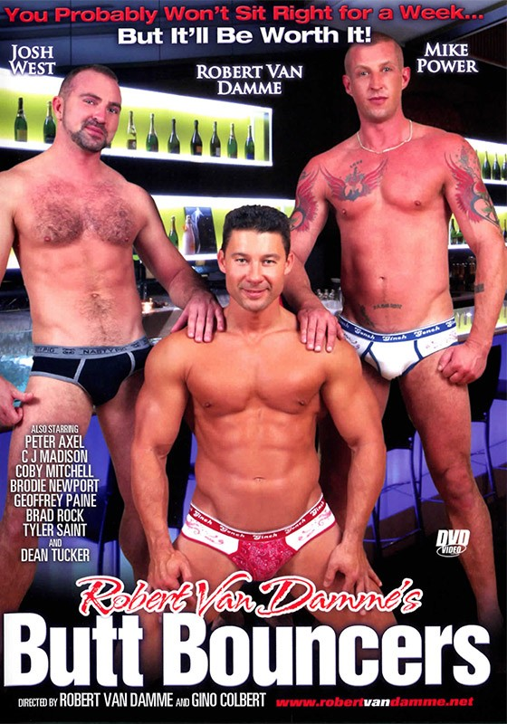 Butt Bouncers DVD - Front