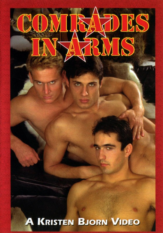 Comrades in Arms DVD - Front