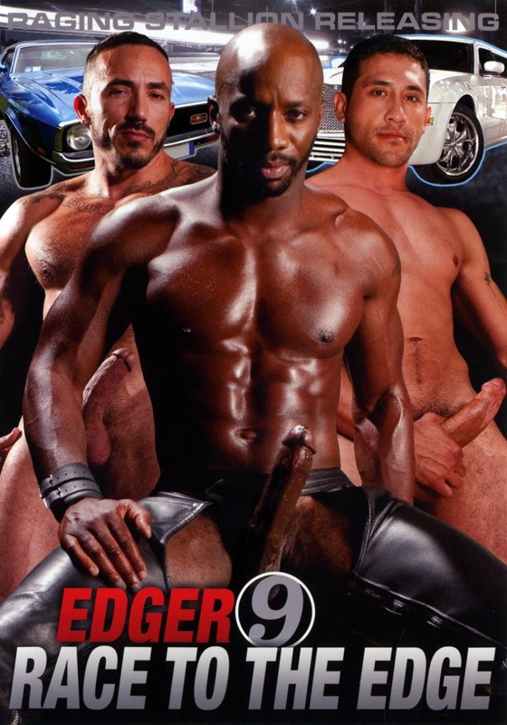 Edger 9: Race to the Edge DVD - Front