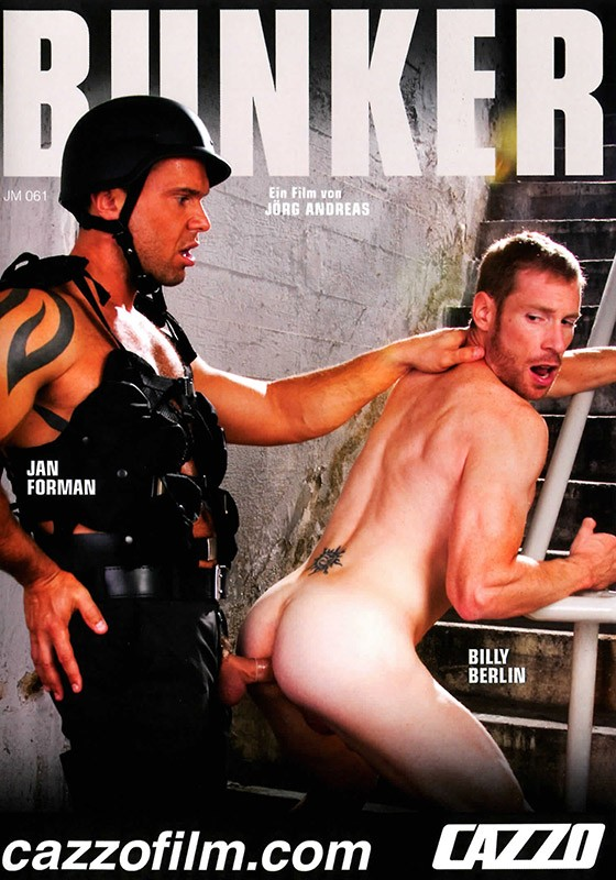 Bunker DVD - Front