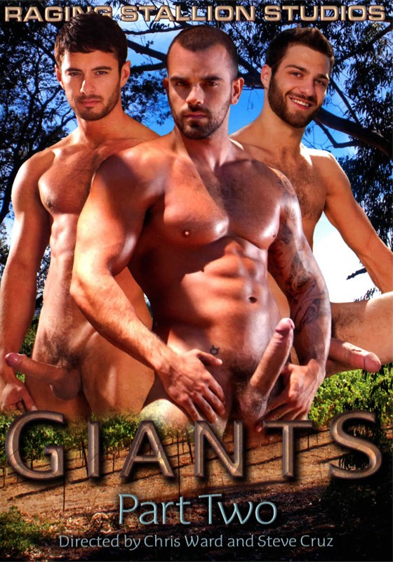 Giants Part Two DVD - Front