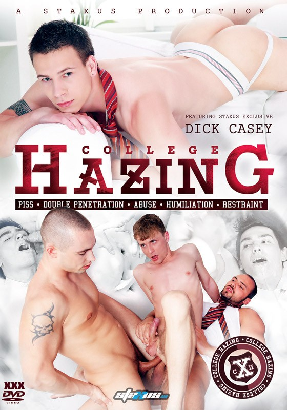 staxus College Hazing