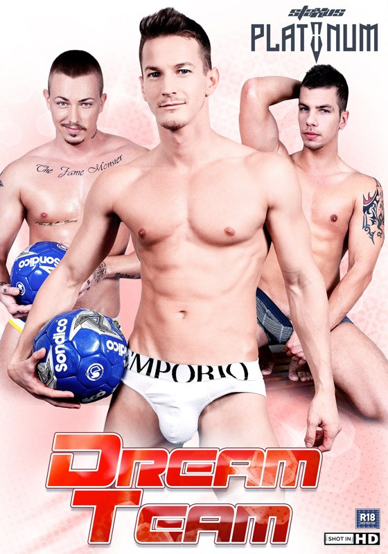 Dream Team DVD - Front