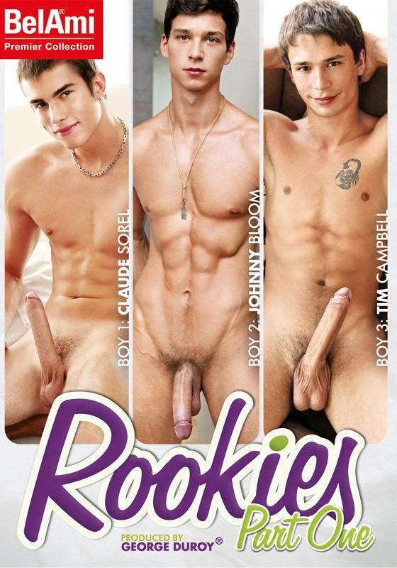 Rookies Part 1 DVD - Front
