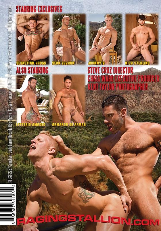 Sidewinder DVD - Back