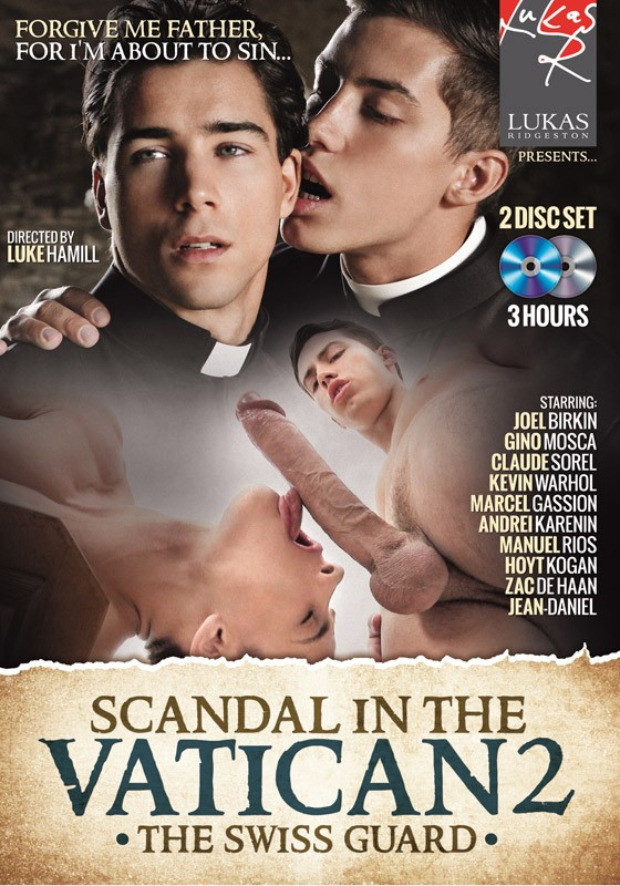 Scandal in the vatican 2 porn