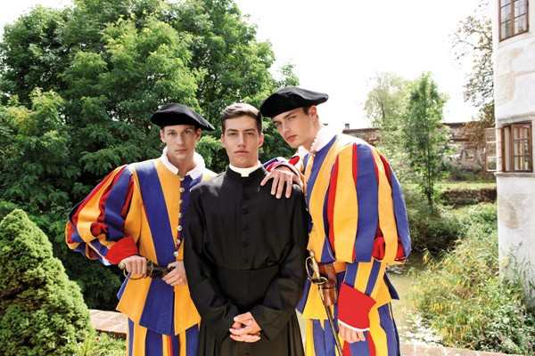 Scandal in the vatican 2: the swiss guard