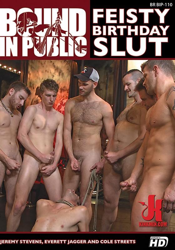Bound in Public 110 DVD (S) - Front