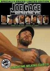 Joe Gage Sex Files vol. #14 Lunchtime Milking Club 2.0 DOWNLOAD