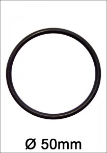 Rubber Cock Ring 50mm
