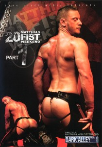 20 Fist Weekend part 1 DOWNLOAD - Front